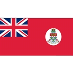 Cayman Islands Ensign 12 x 18in Solar-Max Dyed Nylon Outdoor Flag